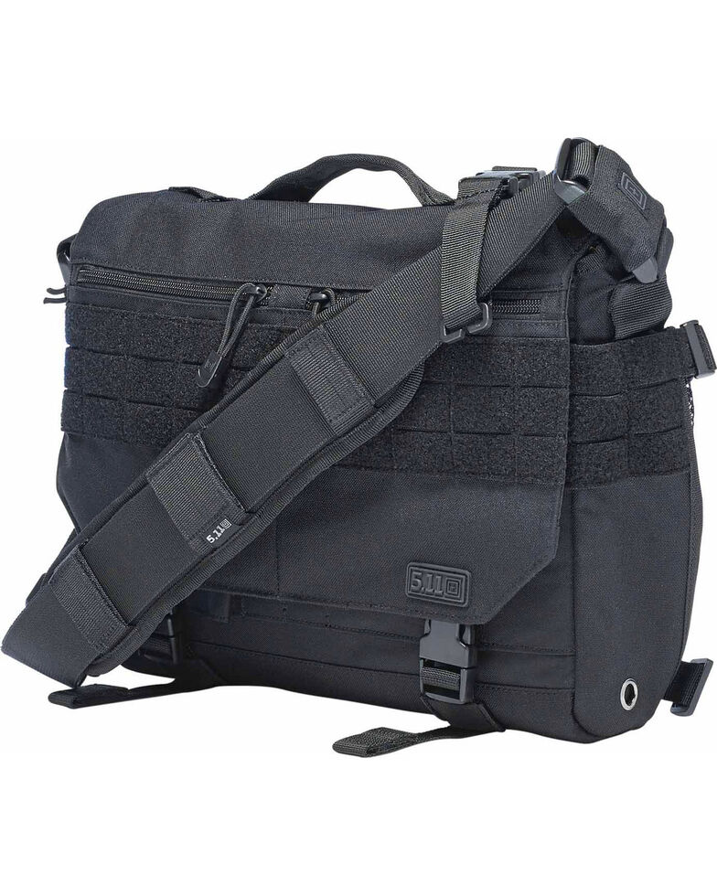 5.11 Tactical RUSH Delivery Mike, Black, hi-res