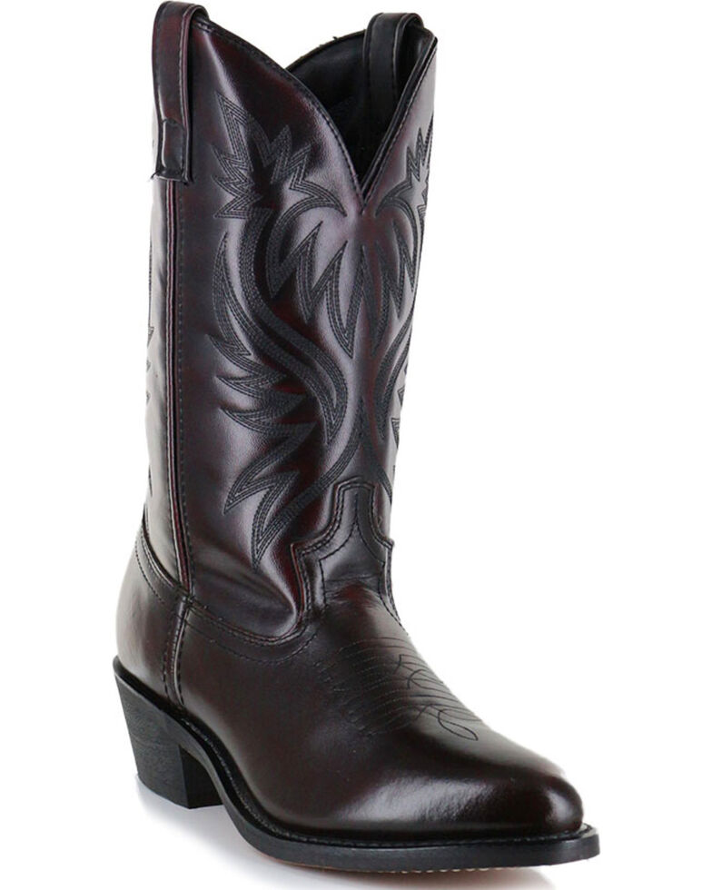 a3fc0557840 Cody James Men's Black Cherry Western Boots - Medium Toe