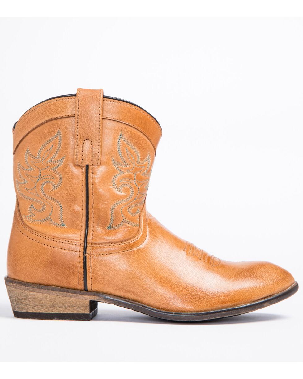"Dingo Women's 6"" Willie Western Fashion Boots, Tan, hi-res"