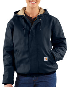 0be111211c1c Carhartt Women s Active Flame-Resistant Work Jacket
