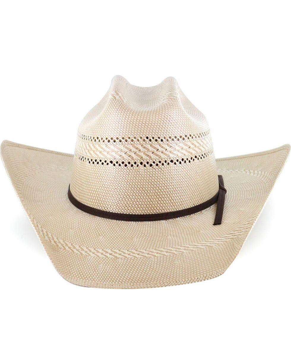 Cody James® Men's 50X Straw Hat, Natural, hi-res