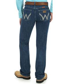 Wrangler Women's FR Flame Resistant Work Jeans , Indigo, hi-res
