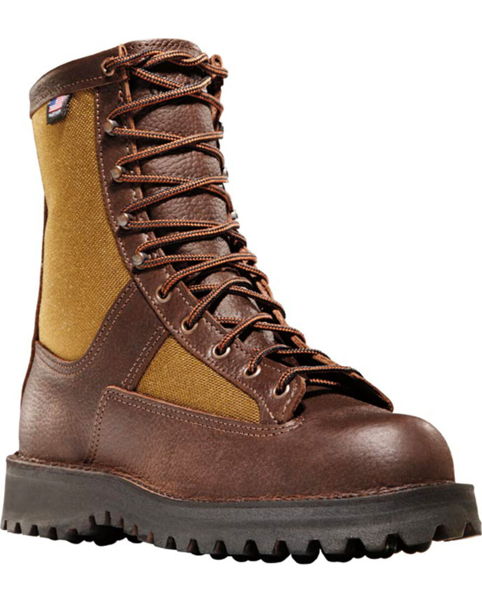 "Danner Men's Grouse 8"" Hunting Boots, Brown, hi-res"