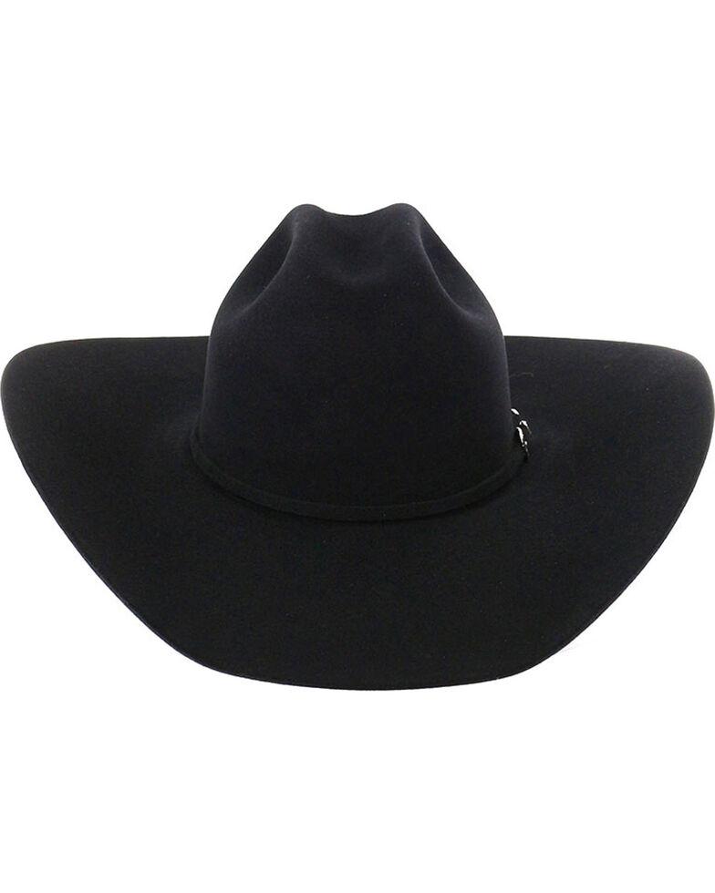 Rodeo King 7X Felt Cowboy Hat, Black, hi-res