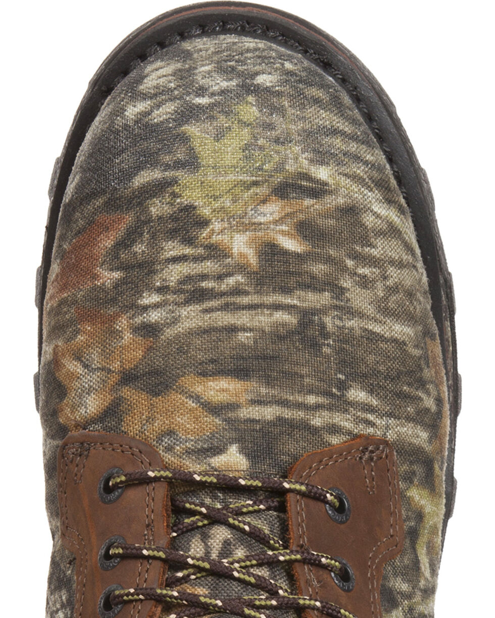 Rocky Men's Bear Claw Hunting Boots, Mossy Oak, hi-res