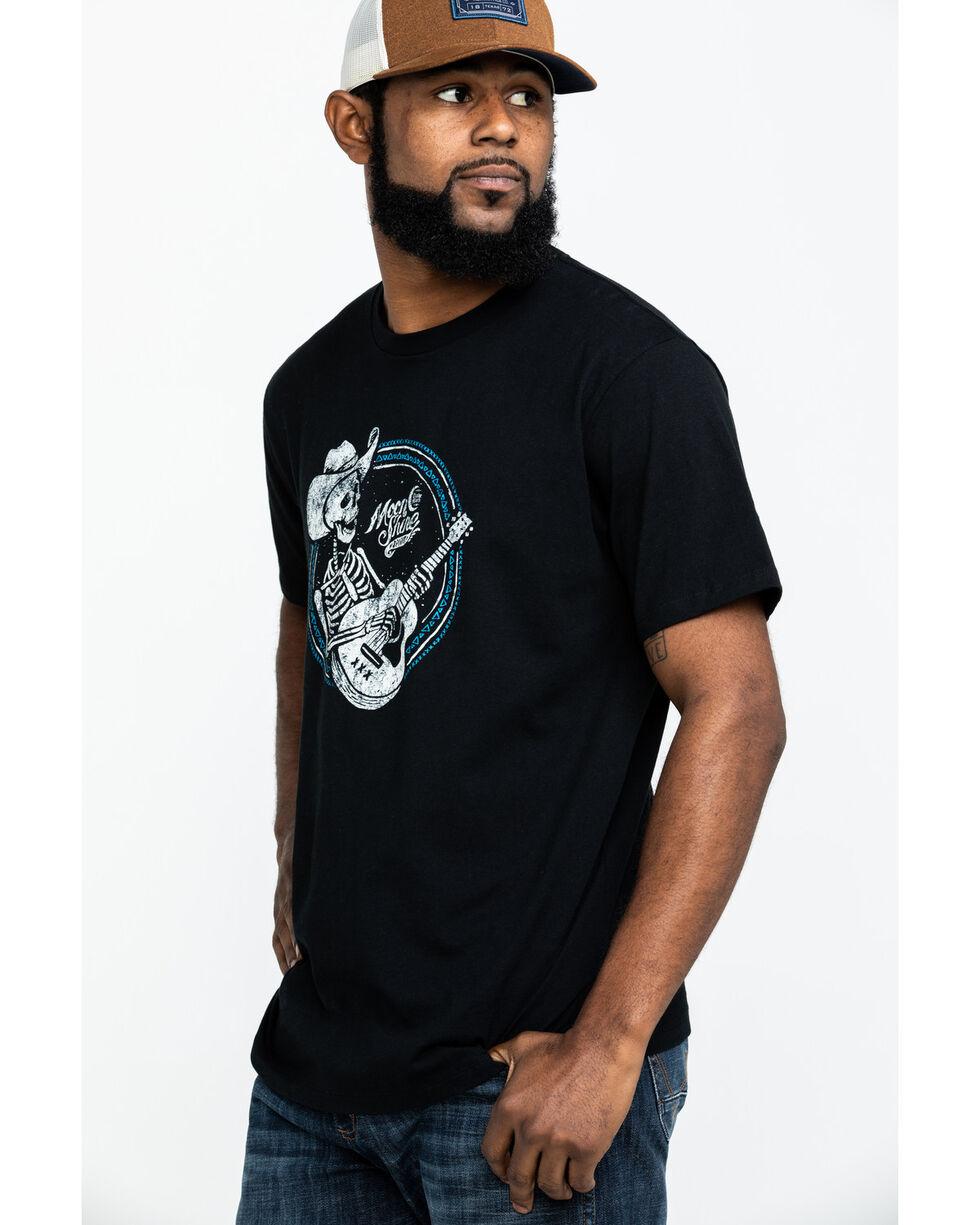 Moonshine Spirit Men's Serenade Graphic T-Shirt , Black, hi-res