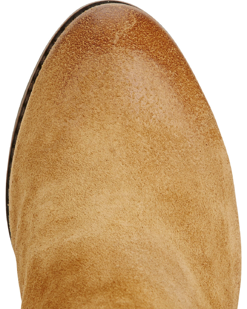 Ariat Women's Belle Wedge Ankle Boots, Sand, hi-res
