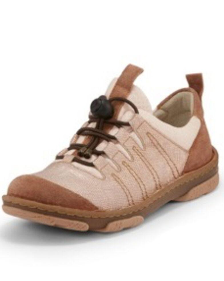 Tony Lama Women's Armida Rose Gold Shoes - Round Toe, Multi, hi-res