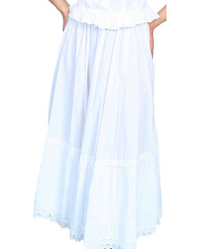 Rangewear by Scully Women's Petticoat, White, hi-res