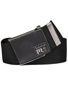 Timberland Pro Men's Black For Adjustable Web Belt, Black, hi-res