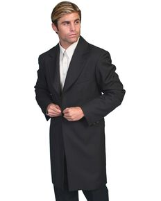 RangeWear by Scully Frock Coat, Black, hi-res