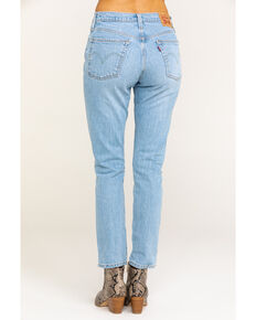 Levi's Women's 501 High Rise Tango Spice Skinny Jeans  , Blue, hi-res