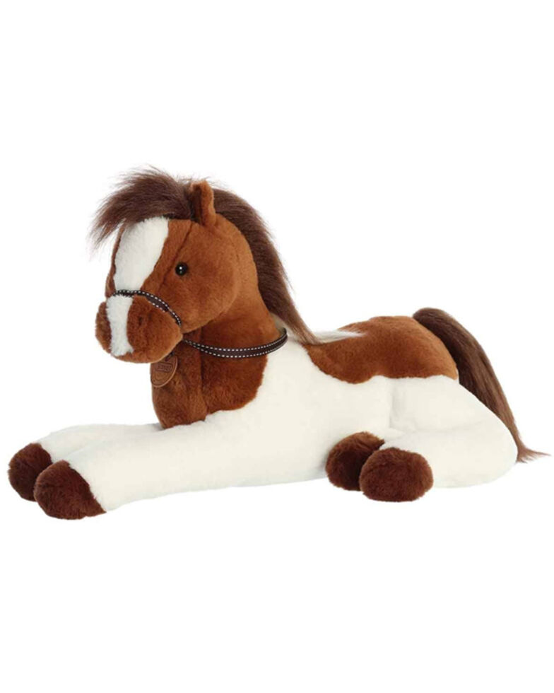 """Breyer Kids' 18"""" Painted Horse Doll, Brown, hi-res"""