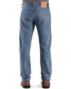 e4ddaaabc05 Levi's Men's Rinsed 501 Original Jeans