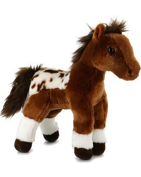 Aurora Kid's Appaloosa Plush Horse, Multi, hi-res