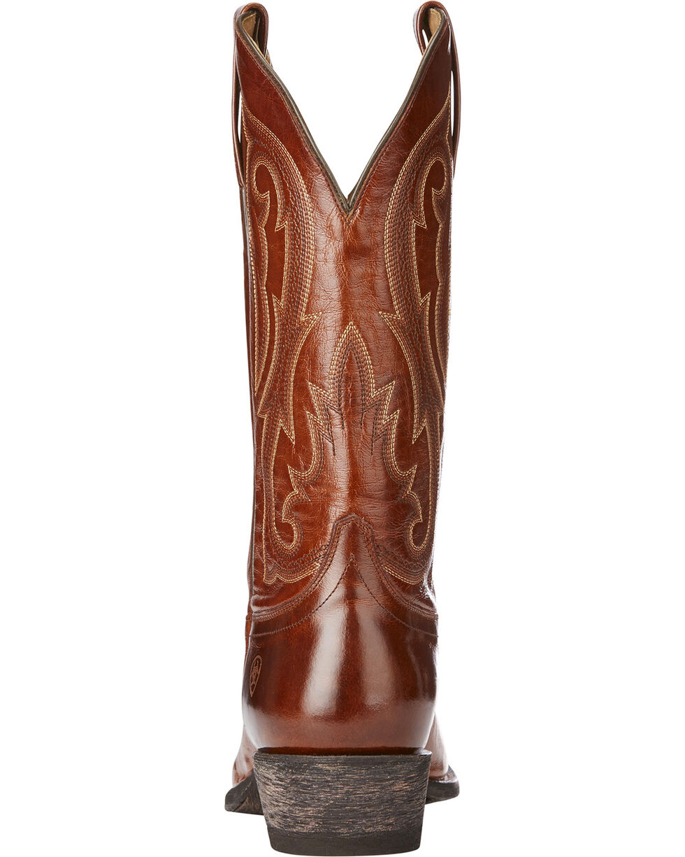 Ariat Men's Circuit Spruced Cognac Western Boots - Medium Toe, Cognac, hi-res