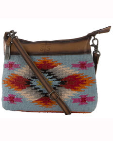 STS Ranchwear Women's Saltillo Mini Crossbody Purse, Multi, hi-res