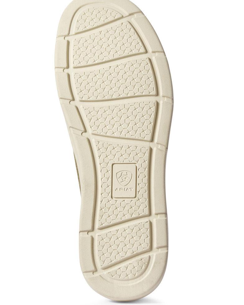 Ariat Men's Hilo Tumbleweed Lace-Up Shoes - Moc Toe, , hi-res