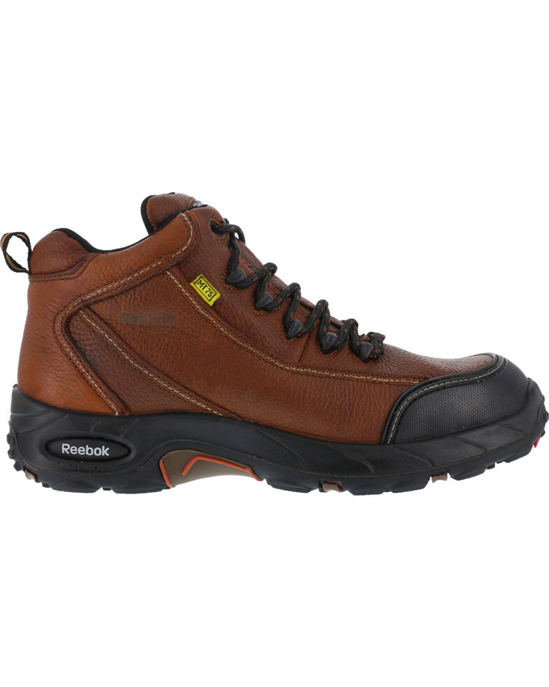 5cf55c9a955 Reebok Men's Tiahawk Sport Hiker Work Boots - Composite Toe