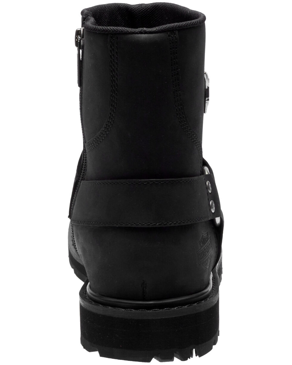 HARLEY-DAVIDSON FOOTWEAR Mens Rambert Motorcycle Boot
