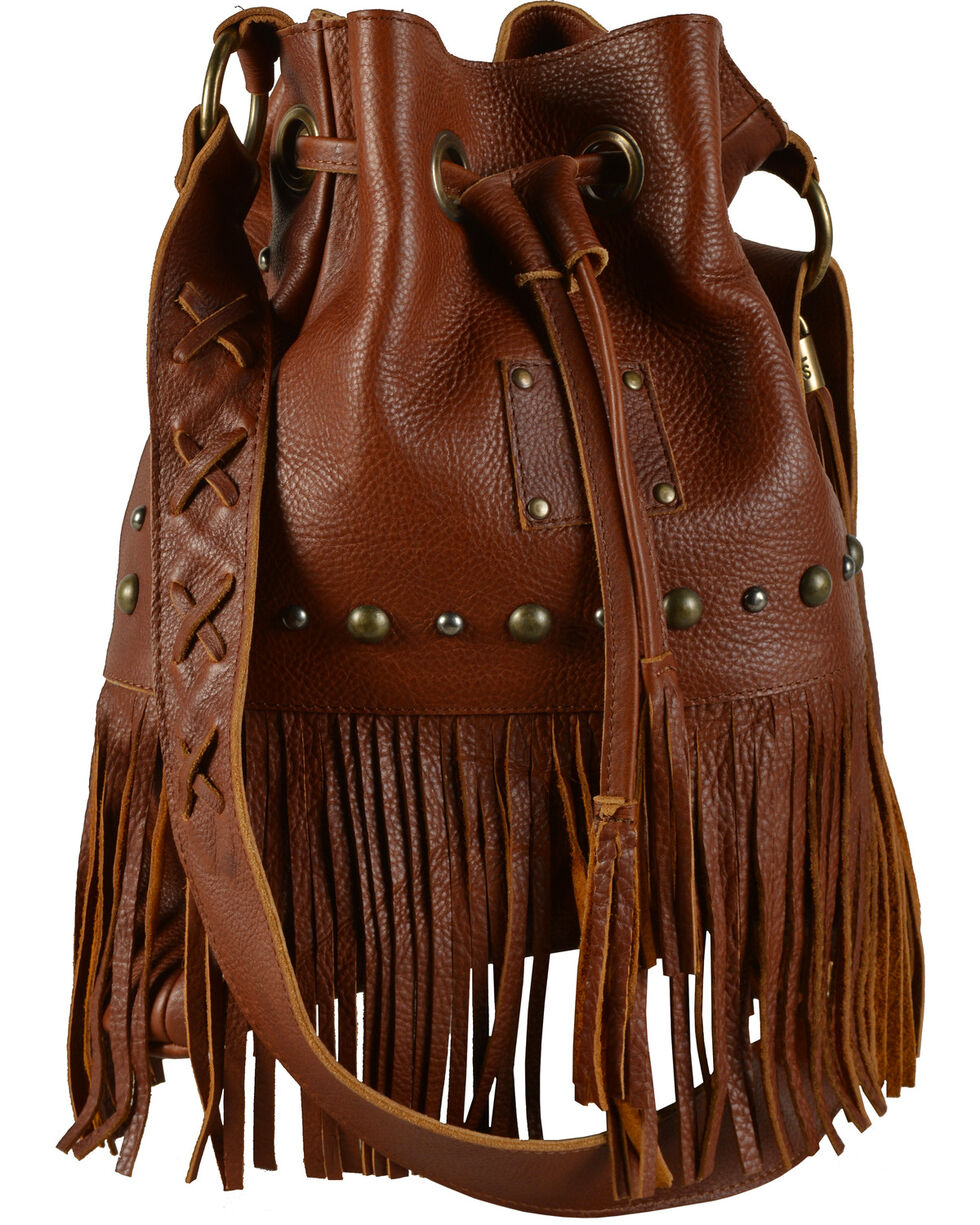 "STS Ranchwear ""The Free Spirit"" Bucket Bag, , hi-res"