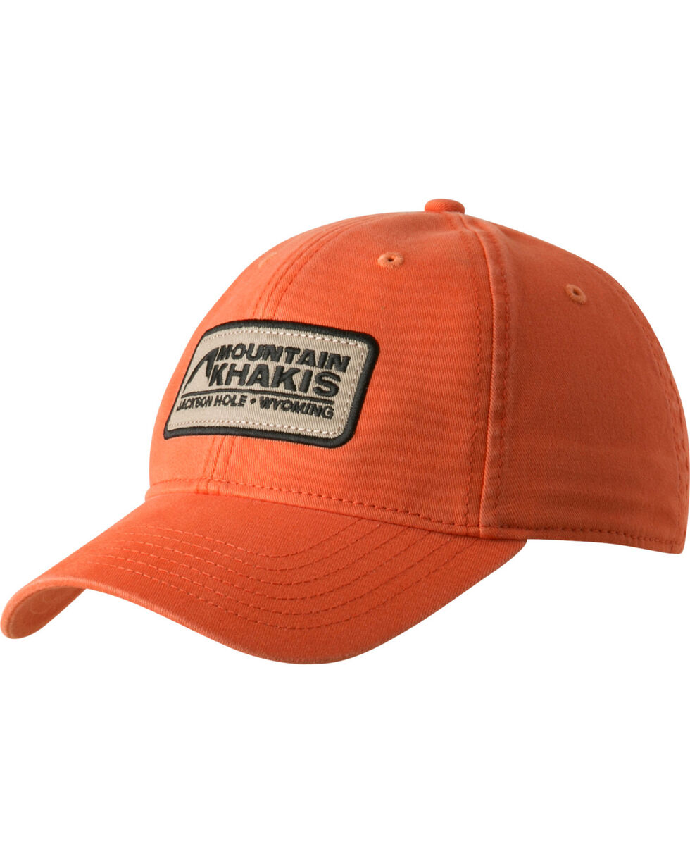 Mountain Khakis Men's Poppy Soul Patch Cap , Orange, hi-res