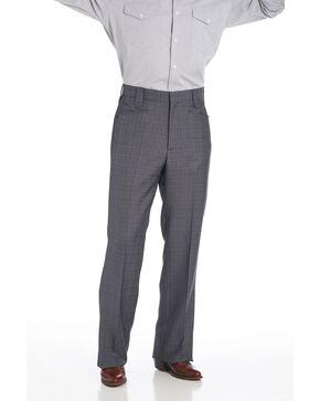 Circle S Men's Slate Grey Dress Pants, Grey, hi-res