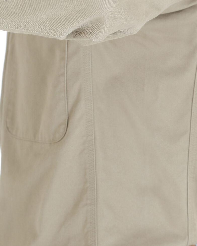 Wrangler Riggs Twill Work Shirt, Khaki, hi-res