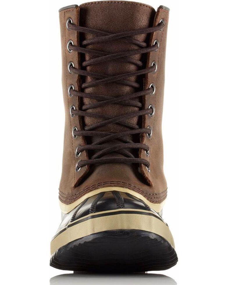 Sorel Men's 1964 Premium T Winter Boots, Brown, hi-res