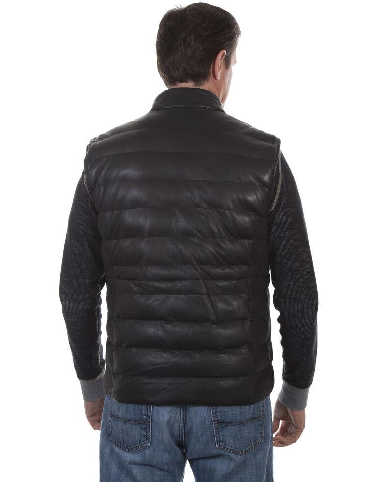 Scully Men's Reversible Vest, Black, hi-res