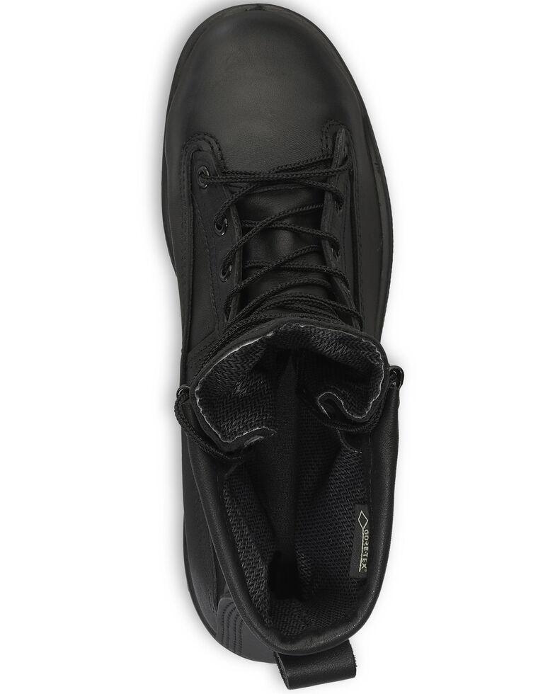 Belleville Men's Flight Waterproof Tactical Boots - Steel Toe, Black, hi-res