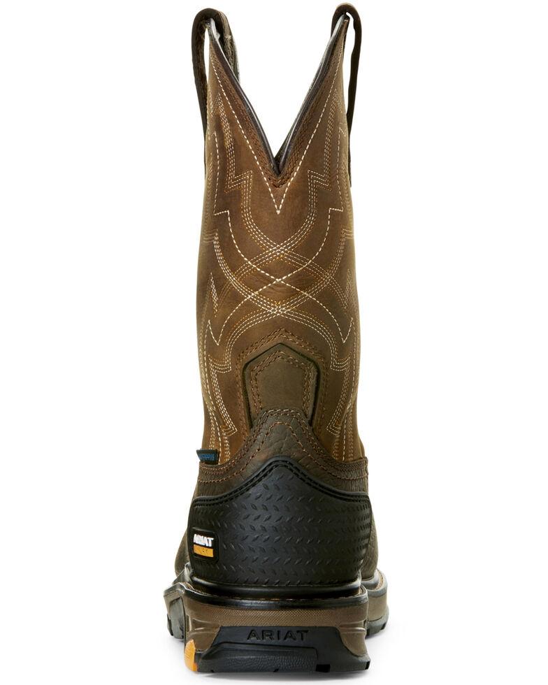 b26c0768763 Ariat Men's Intrepid Force Waterproof Western Work Boots - Composite Toe