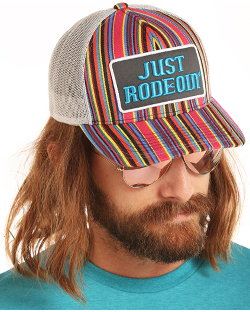 Dale Brisby Men's Just Rodeoin' Cap , Multi, hi-res