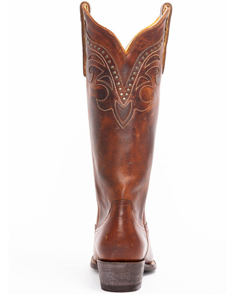 Idyllwind Women's Tough Cookie Western Boots - Fashion Square Toe, Brown, hi-res