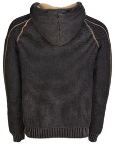 STS Ranchwear Men's Grey Zip Up Tahoe Sweatshirt , Grey, hi-res