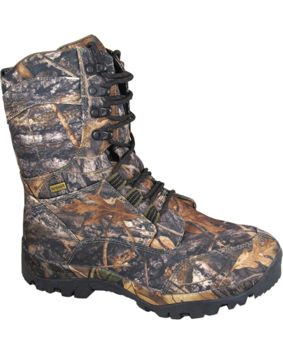 Smoky Mountain Men's Hunter True Timber Camo Boots, Camouflage, hi-res