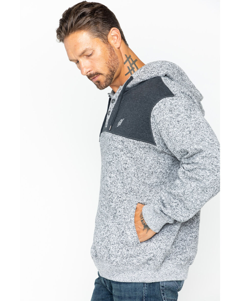 HOOey Men's Jimmy Hoodie Sweatshirt , , hi-res