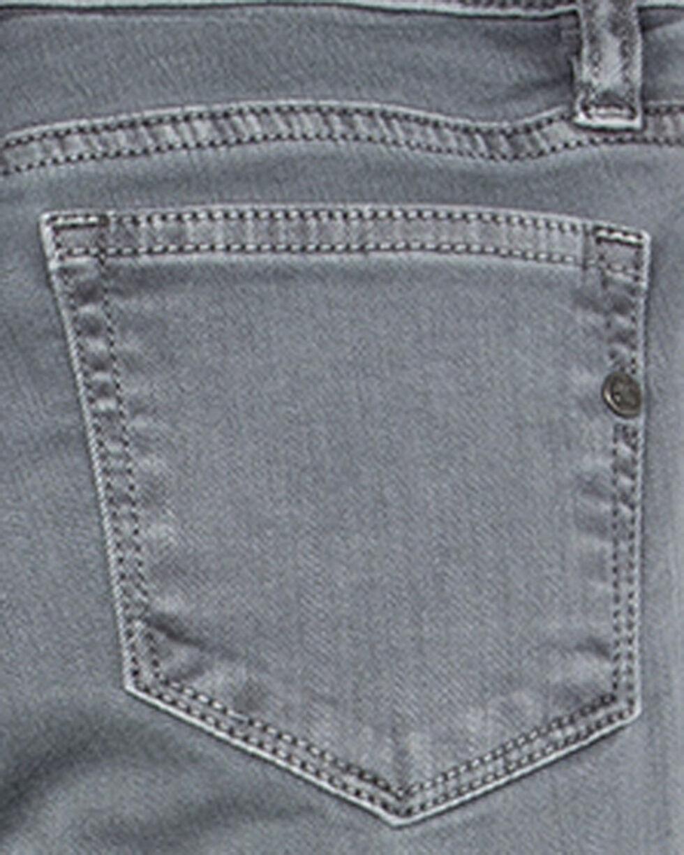 Miss Me Girls' Nightfall Skinny Jeans, Grey, hi-res