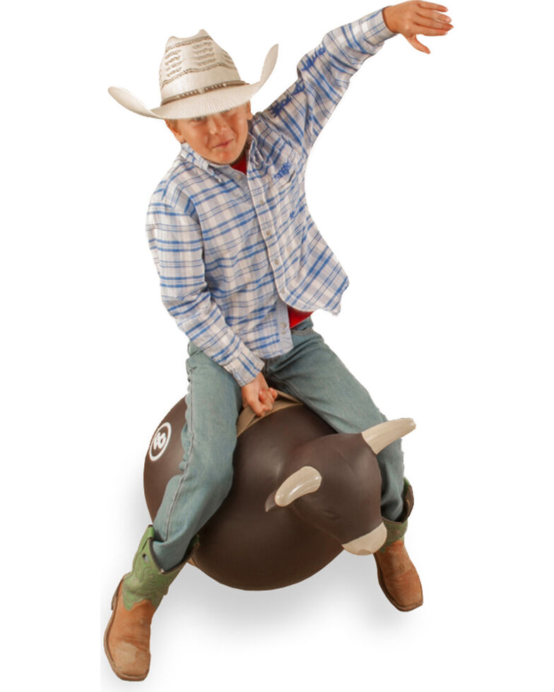 Big Country Bull Bouncy Ball , No Color, hi-res