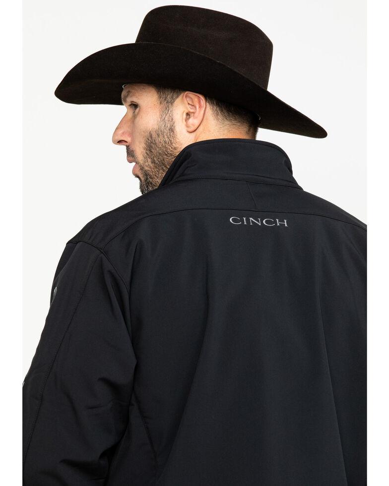 Cinch Men S Black Concealed Carry Bonded Jacket Boot Barn