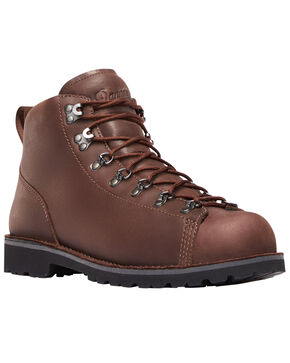Danner Men's Bark North Fork Rambler Boots - Round Toe , Bark, hi-res