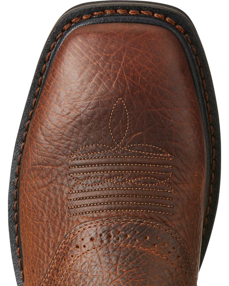 Ariat Men's Sierra Shadowland Work Boots, Brown, hi-res