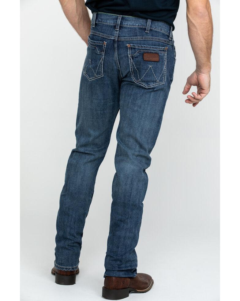 Wrangler Retro Men's Medium Stretch Bootcut Jeans , , hi-res