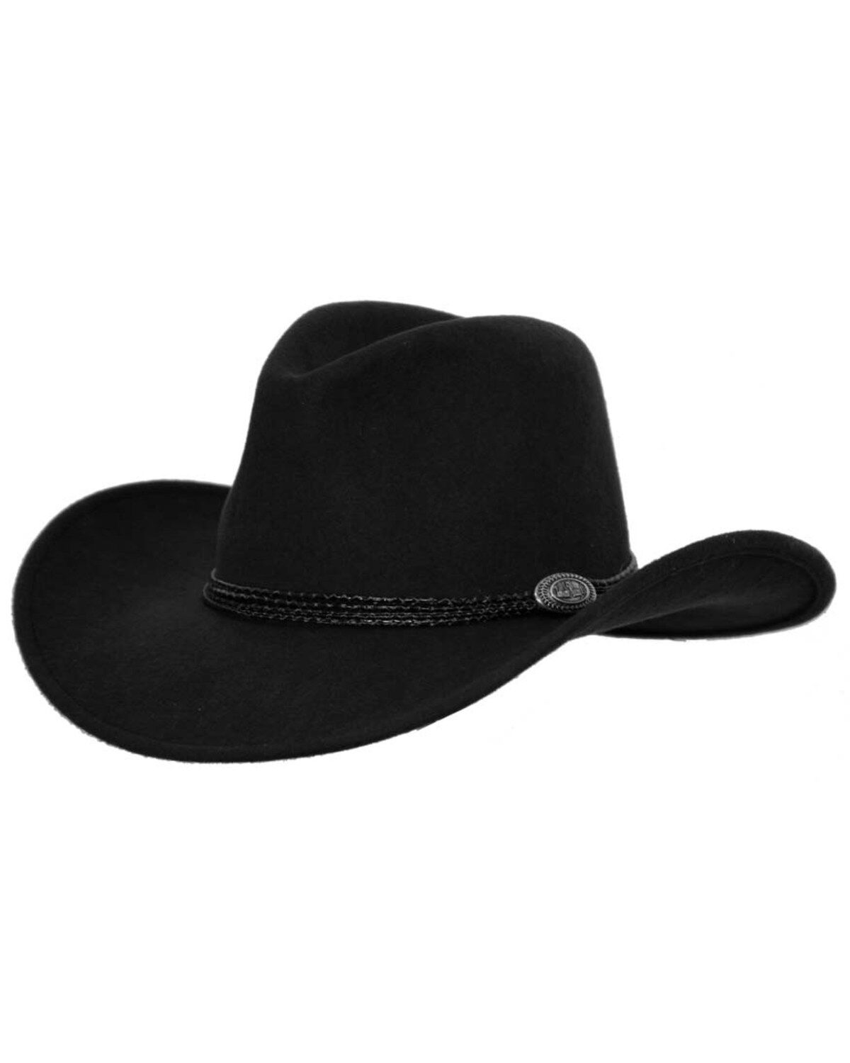 Outback Trading Co Mens Co Oilskin Trapper Hat Brown X-Large