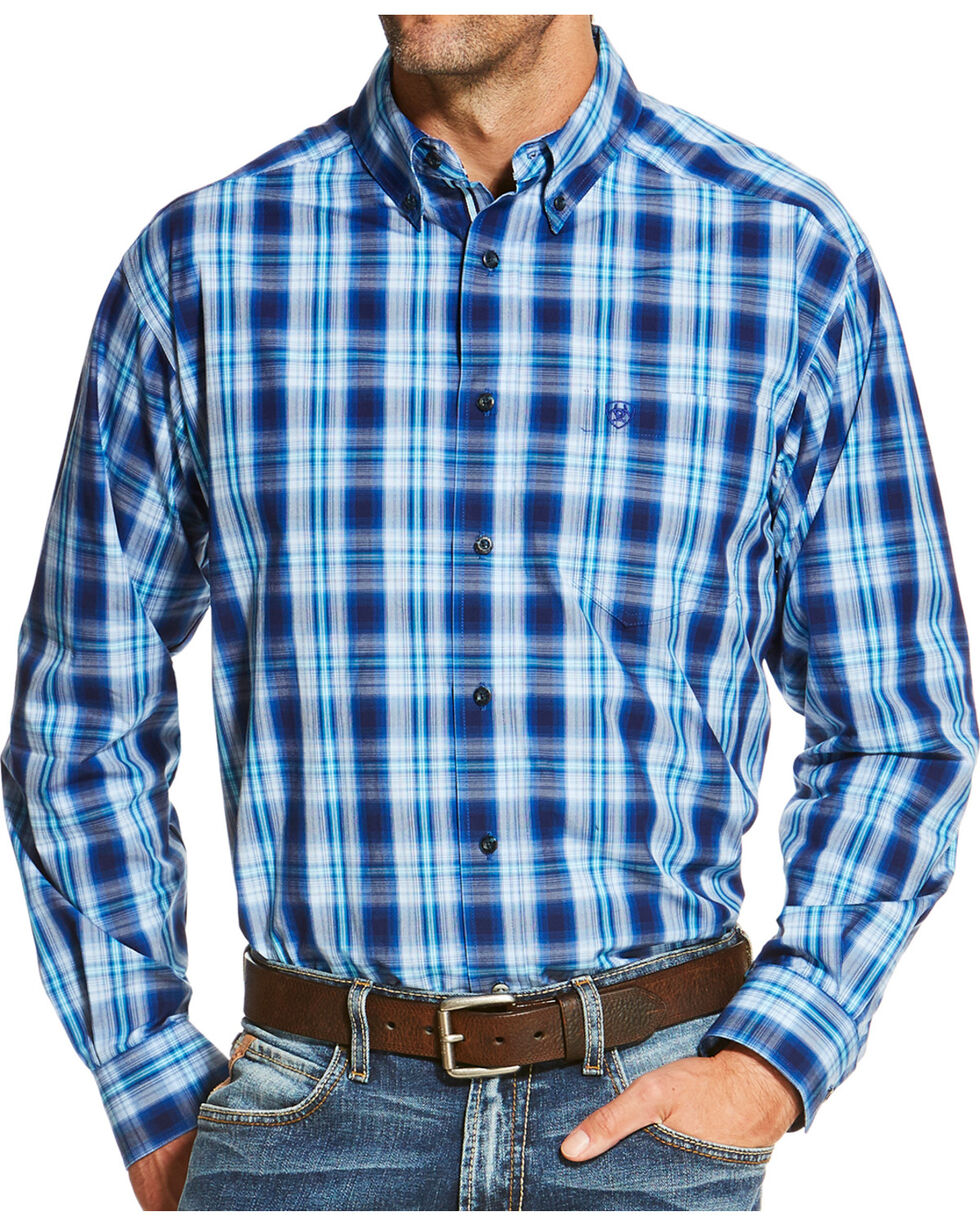 Ariat Men's Multi Radwin Long Sleeve Shirt , , hi-res