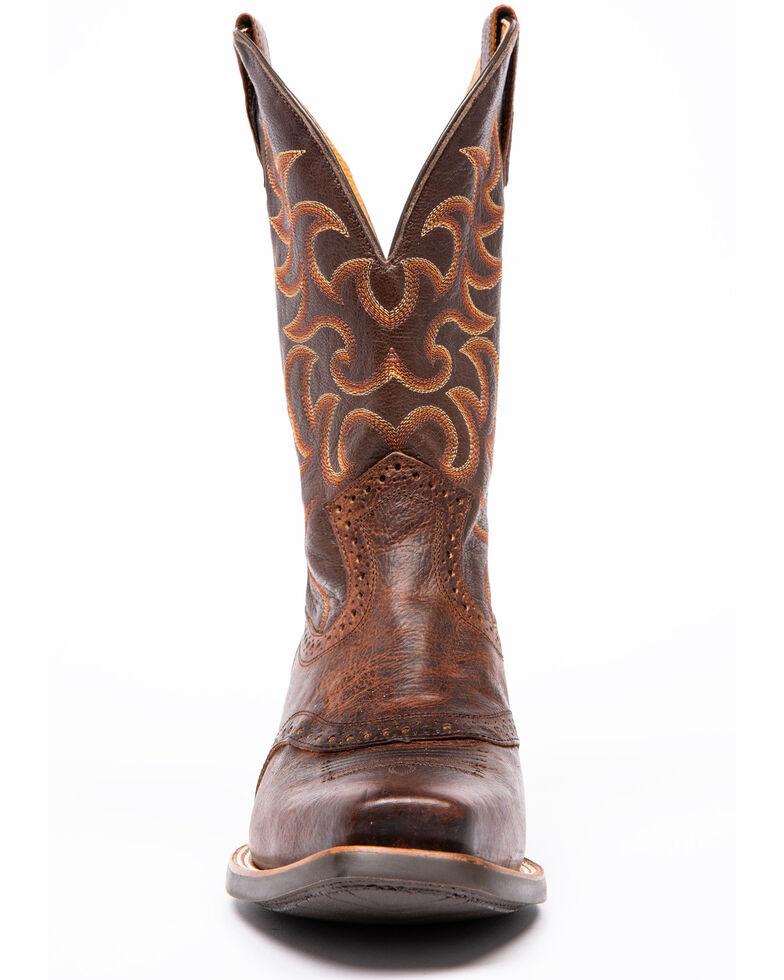 Cody James Men's Babuino Western Boots - Narrow Square Toe, Brown, hi-res