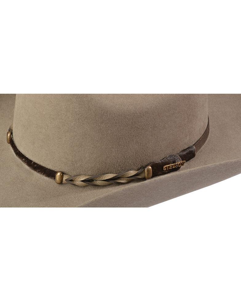 Stetson Portage 4X Buffalo Fur Felt Hat  1db5fdf7599