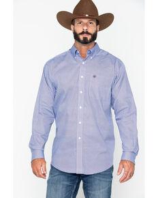 c781580a872 Ariat Men s Zeplin Geo Print Long Sleeve Western Shirt