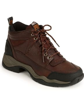 Ariat Men's Terrain Endurance Boots, Black Cherry, hi-res