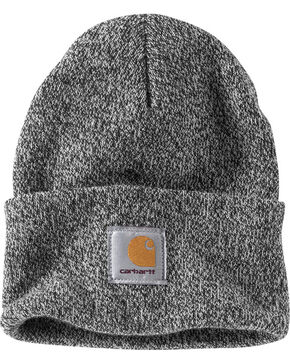 Carhartt Men's Acrylic Watch Hat , Black, hi-res